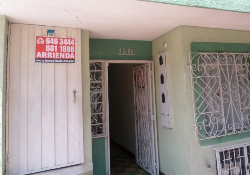 Apartamento El Poblado calle 36 Nº 23-100 piso 2