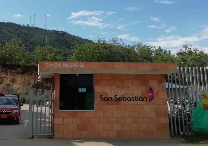 Apartamento Conjunto San Sebastian Tor 6 apto 208