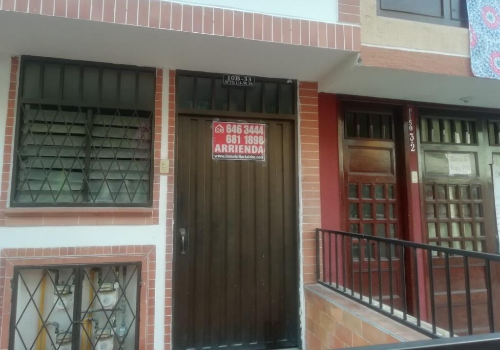 Apartamento Villas de San Juan Cra 23A Nª 10B-33