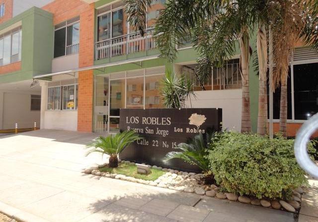 Apartamento Conjunto Los Robles T2 Apto 615
